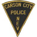 Carson City Police Department, Nevada