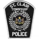 St. Clair Township Police Department, Pennsylvania