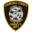 Churchill County Sheriff's Office, Nevada