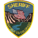 Garfield County Sheriff's Office, Colorado