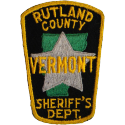 Rutland County Sheriff's Office, Vermont