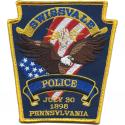 Swissvale Borough Police Department, Pennsylvania