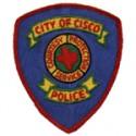 Cisco Police Department, Texas