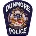 Dunmore Borough Police Department, Pennsylvania
