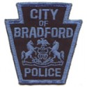 Bradford City Police Department, Pennsylvania