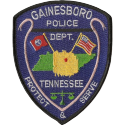 Gainesboro Police Department, Tennessee