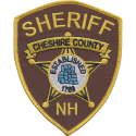 Cheshire County Sheriff's Office, New Hampshire
