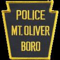 Mount Oliver Borough Police Department, Pennsylvania