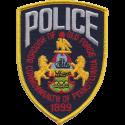 Old Forge Borough Police Department, Pennsylvania