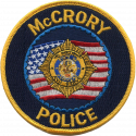 McCrory Police Department, Arkansas