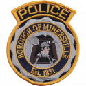 Minersville Borough Police Department, Pennsylvania