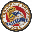Urbandale Police Department, Iowa