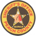 Peach County Sheriff's Office, Georgia