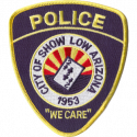 Show Low Police Department, Arizona