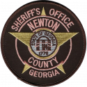Newton County Sheriff's Office, Georgia