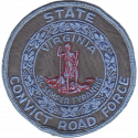 Virginia State Convict Road Force, Virginia