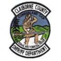 Claiborne County Sheriff's Office, Tennessee