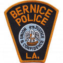 Bernice Police Department, Louisiana