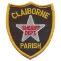 Claiborne Parish Sheriff's Department, Louisiana