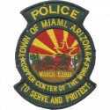 Miami Police Department, Arizona