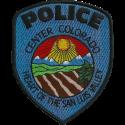 Center Police Department, Colorado