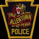 Allentown Police Department, Pennsylvania