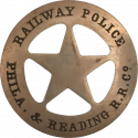 Philadelphia and Reading Railroad Police, Railroad Police