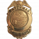 Louisiana and Arkansas Railway Police Department, Railroad Police
