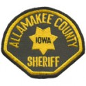 Allamakee County Sheriff's Department, Iowa