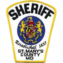 St. Mary's County Sheriff's Office, Maryland