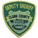 Clark County Sheriff's Department, Washington