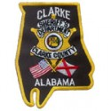 Clarke County Sheriff's Department, Alabama