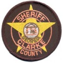 Clarke County Sheriff's Office, Georgia