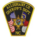 Alleghany County Sheriff's Office, North Carolina