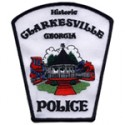 Clarkesville Police Department, Georgia
