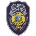 Clayton Police Department, North Carolina