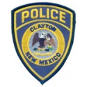 Clayton Police Department, New Mexico