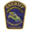 Clinton County Sheriff's Office, Pennsylvania