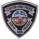 Clinton Police Department, Iowa