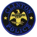 Clinton Police Department, Mississippi