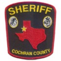 Cochran County Sheriff's Department, Texas