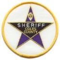 Coles County Sheriff's Department, Illinois