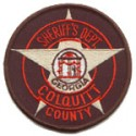 Colquitt County Sheriff's Office, Georgia