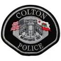 Colton Police Department, California