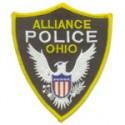 Alliance Police Department, Ohio