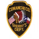 Comanche County Sheriff's Department, Texas