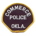 Commerce Police Department, Oklahoma