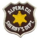 Alpena County Sheriff's Department, Michigan