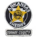 Conway County Sheriff's Department, Arkansas