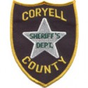 Coryell County Sheriff's Department, Texas